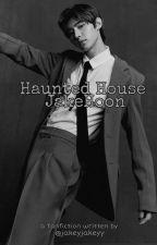 haunted house - jakehoon  by jakeyjakeyy