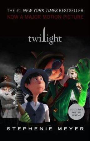 Oncest  x Twilight by pandorajj