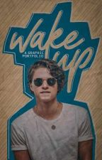 Wake Up:A Graphic Portfolio by ANTHYMN