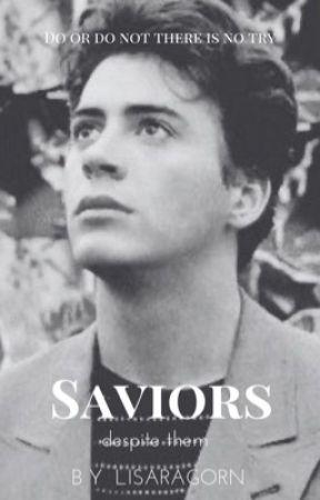 Saviors - Avengers University AU by SidneyGondor