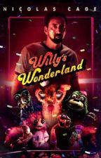 How would your crush on willys wonderland treat you? by Willyfan01