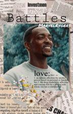 Battles (Sam Wilson x reader) by marvelRvgers