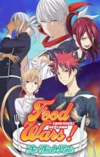 Food Wars x Male Reader by Banepower2