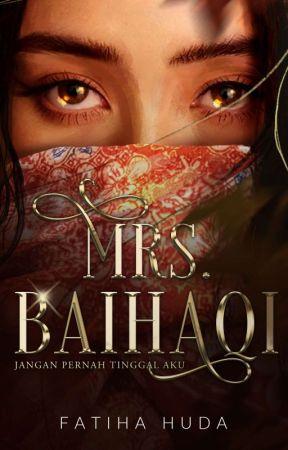 Mrs. Baihaqi by thefatiha__