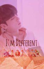 I'm Different by Ggukie_Tokki