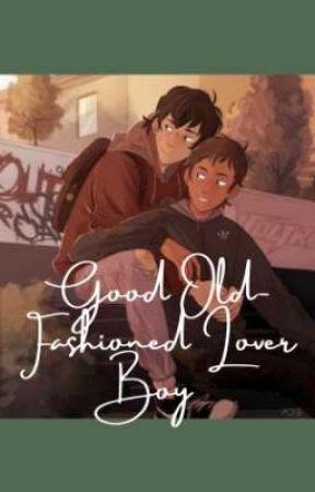 Good Old-Fashioned Lover Boy (Flichael)  by slytherins_lesbian