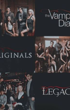 facts about the vampire diaries, the originals, and Legacies characters by Devon_Balch14
