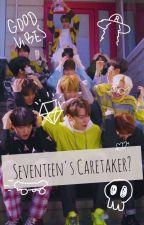 Seventeen's Caretaker? // OT13xReader by misasaurus