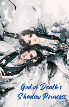 God Of Death's Shadow Princess by aerusaerus