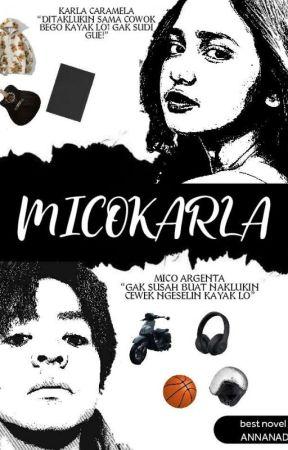 MICOKARLA by gabyannastasia