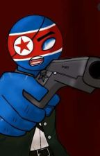 Countryhumans Artbook plus North Korea facts by Miki0T