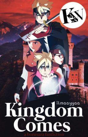 Kingdom Comes [BoruSara x Sumire] by ilmaayyaa