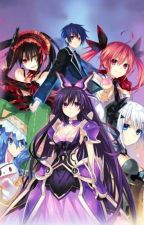 The Observer (Male Reader X Date A Live) by AegisSilver