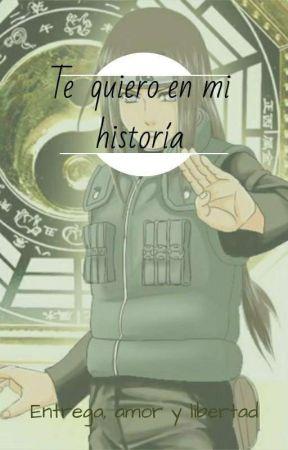 TE QUIERO EN MI HISTORÍA by _PiiXii_