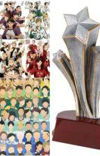The Haikyuu awards  by Iwaizumih26