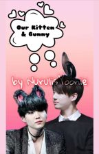 Our Kitten and Bunny | BTS x YoonKook by NurulisYoonie