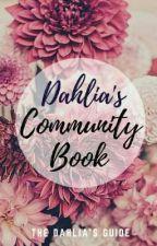 The Dahlias Community Book by DahliasCommunity