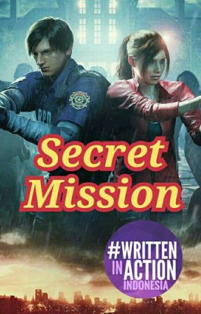 Secret Mission by Citraregitaa_