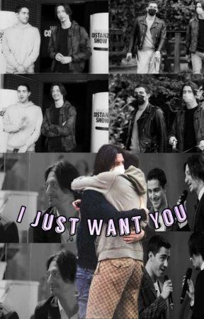 I just want you || Tommaso e Francesco  by vogliotrichechi