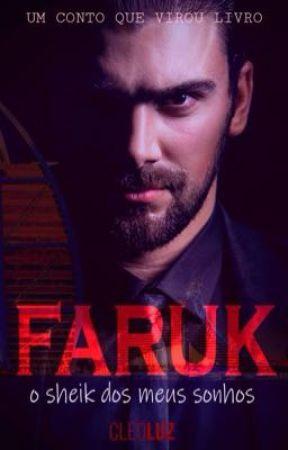 FARUK - O SHEIK DOS MEUS SONHOS  by cleoluzz