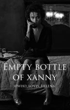 EMPTY BOTTLE OF XANNY by who_loves_helena