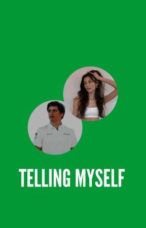 Telling Myself   Carlos Sainz by autoralau