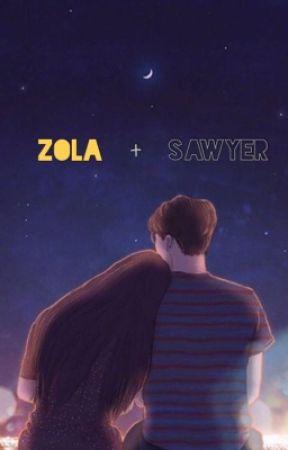 Zola + Sawyer by angiefisk