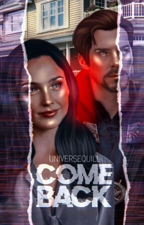 COMEBACK ᜑ wandavision by universequill