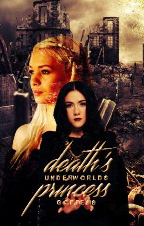 Death's Princess by UnderworldsGoddess