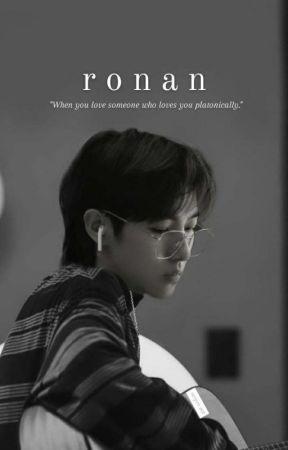 Ronan;Huang Renjun by dindacmh