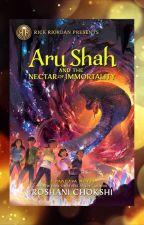 Aru Shah 4.5 by calypsowriting