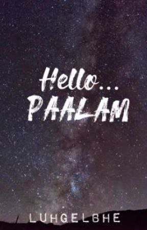 HELLO...PAALAM by luhgelbhe
