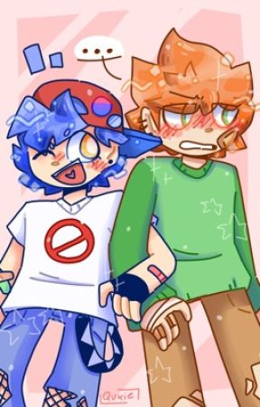 The Annoying One ~ Bf x Pico ~ by Clover_Plants
