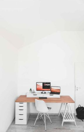 Your Ultimate Guide to Working from Home: Tips, Tricks, Home Office Design by megafurnituresg