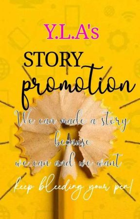 STORY PROMOTION by mariezian