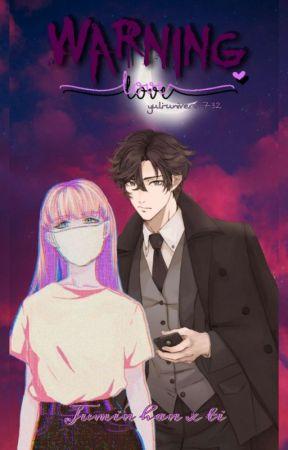 Warning Love [MM] (Jumin X Ti) by yuli-univers-732