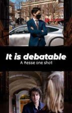 it is debatable / Rob jetten x Jesse klaver one shot  by dropjetten