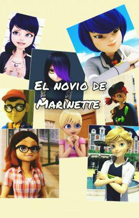 El novio de Marinette by jcasafus_fics