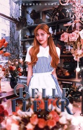 BELLE FLEUR, a cover shop. by fleuristgfx