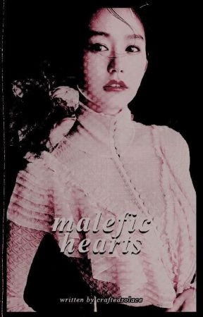 MALEFIC HEARTS, misa amane. by craftedsolace
