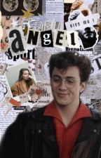angel ٭ james potter  by omosheiscrazy