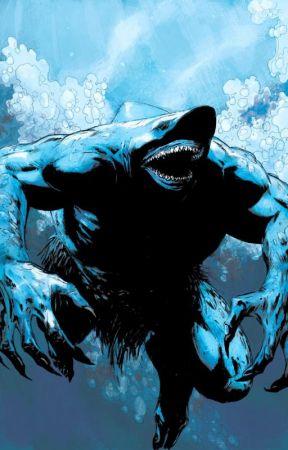 I am a Shark by BrendanLodden
