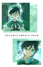 Genshin Impact Spam by -ANEM0