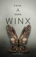 Fate: a saga winx • Violet Copper • by leona3001