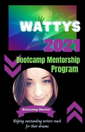 Wattys 2021 Bootcamp Mentor by TeaNHeartache
