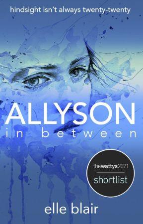 Allyson In Between by elle-blair