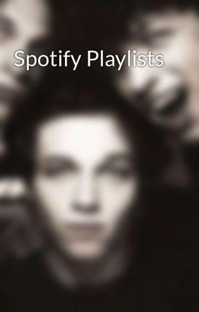 Spotify Playlists by newtmaxben