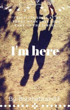 I'm here || Tiana Oneshots by Bobthetitain33