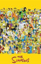 The Simpsons Random Book 3 by Tenko_Otto