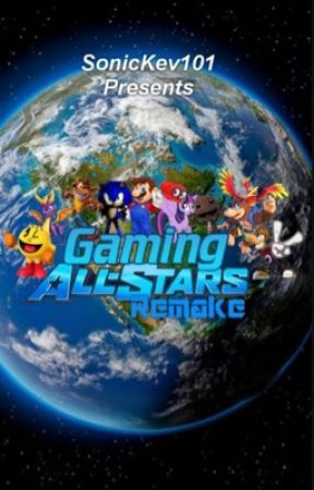 Gaming All-Stars: The Ultimate Crossover (Remake) by SonicKev101
